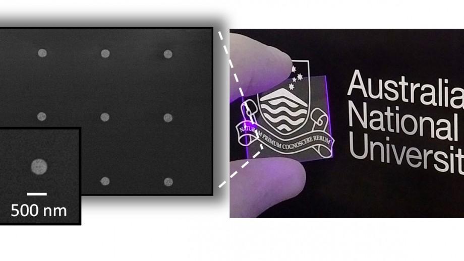 Ultra-thin nano crystal film