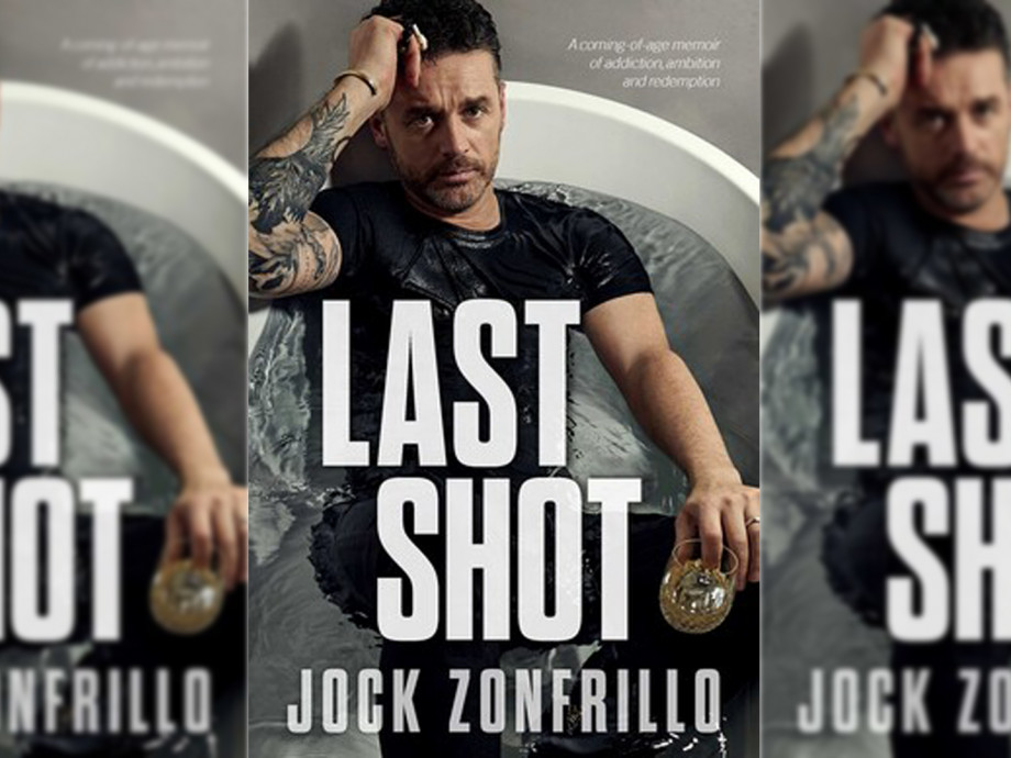 Book Cover: Last shot by Jock Zonfrillo