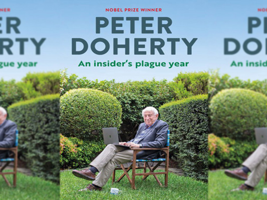 Book Cover: An Insider's Plague Year by Peter Doherty