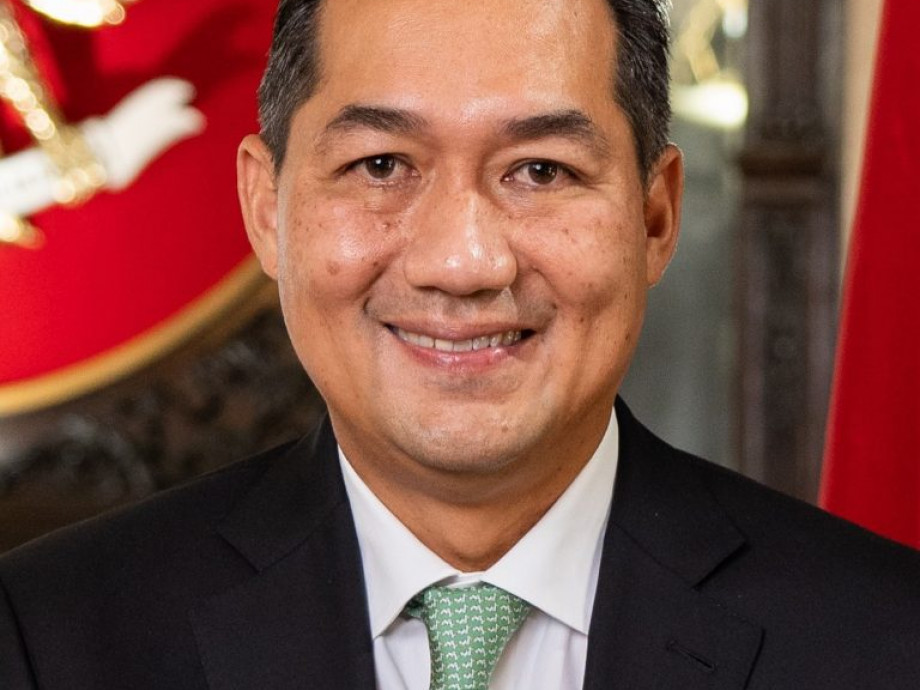 His Excellency Mr Muhammad Lutfi, Minister of Trade Republic of Indonesia