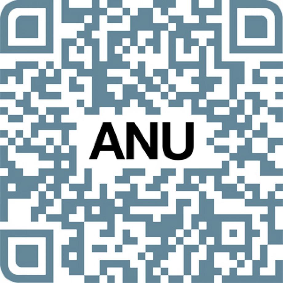 ANU WeChat QR code