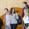 ANU Students in Marie Raey Teaching Building