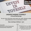 Note saying 'Invest in yourself'