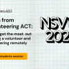 Learn from Volunteering ACT banner