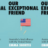 Book Cover: Our Exceptional Friend by Emma Shortis