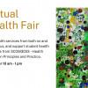 Details of virtual health fair