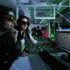 Quantum cryptography labs at ANU. Image Tim Wetherill