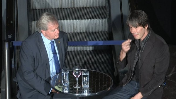 2016 ANU London Alumni and Friends Reception - Brian Schmidt and Brian Cox in-conversation