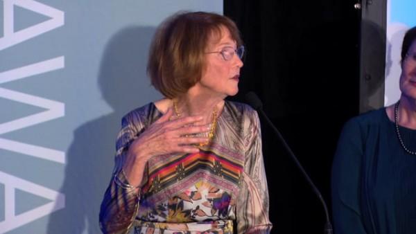 Alumna of the Year - Research or Academia (Humanities) - Emeritus Professor Elizabeth Minchin