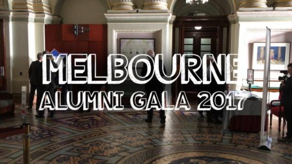 Melbourne Alumni Network Gala 2017
