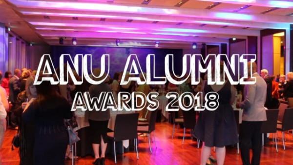 2018 Alumni Awards Highlight #ProudAlumni