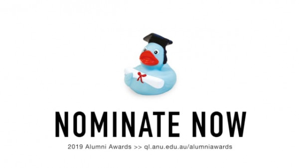 What do you think makes a great alumni award recipient? Hear what the team at ANU Advancement had to say.