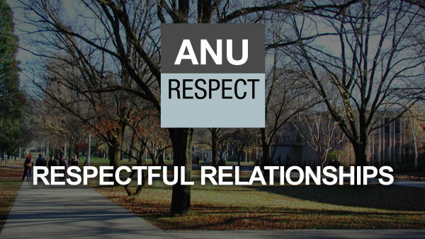 About the ANU Respectful Relationships Unit - Sue Webeck (Manager)
