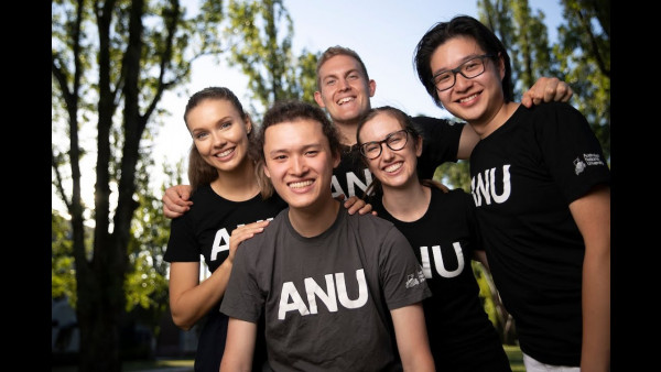 The ANU Chancellor's International Scholarships