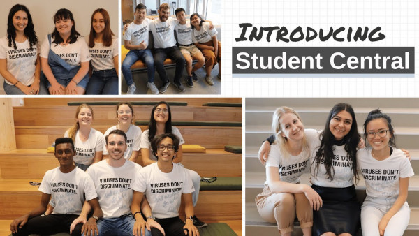 Introducing Student Central