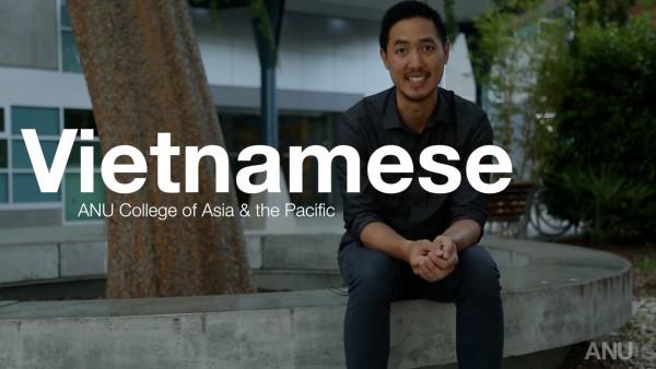 Vietnamese at ANU