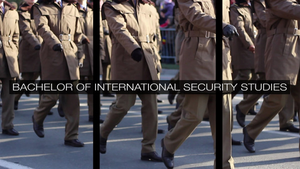 Bachelor of International Security Studies