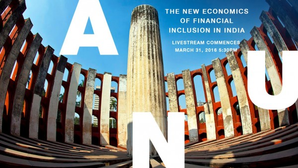 The new economics of financial inclusion in India